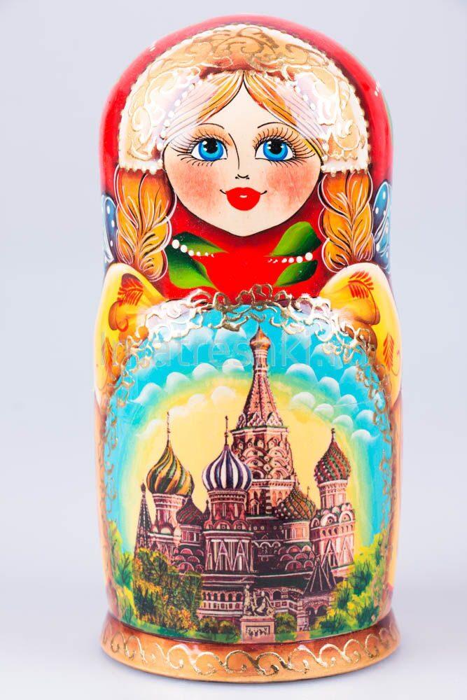 Русские сувениры в москве недорого